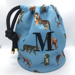 Bolso Bucket  Personalizado CLAUDINE - Jungle