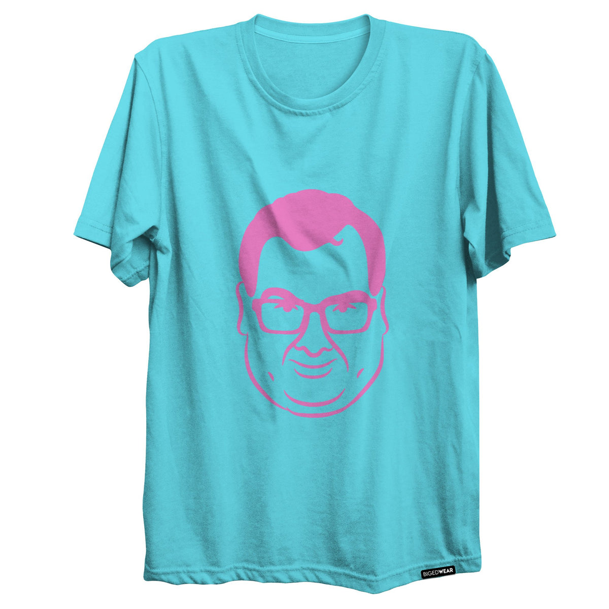 BigED Face Adult Unisex T