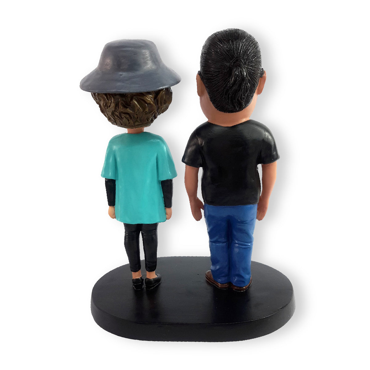 Big Ed and Norma Bobbleheads