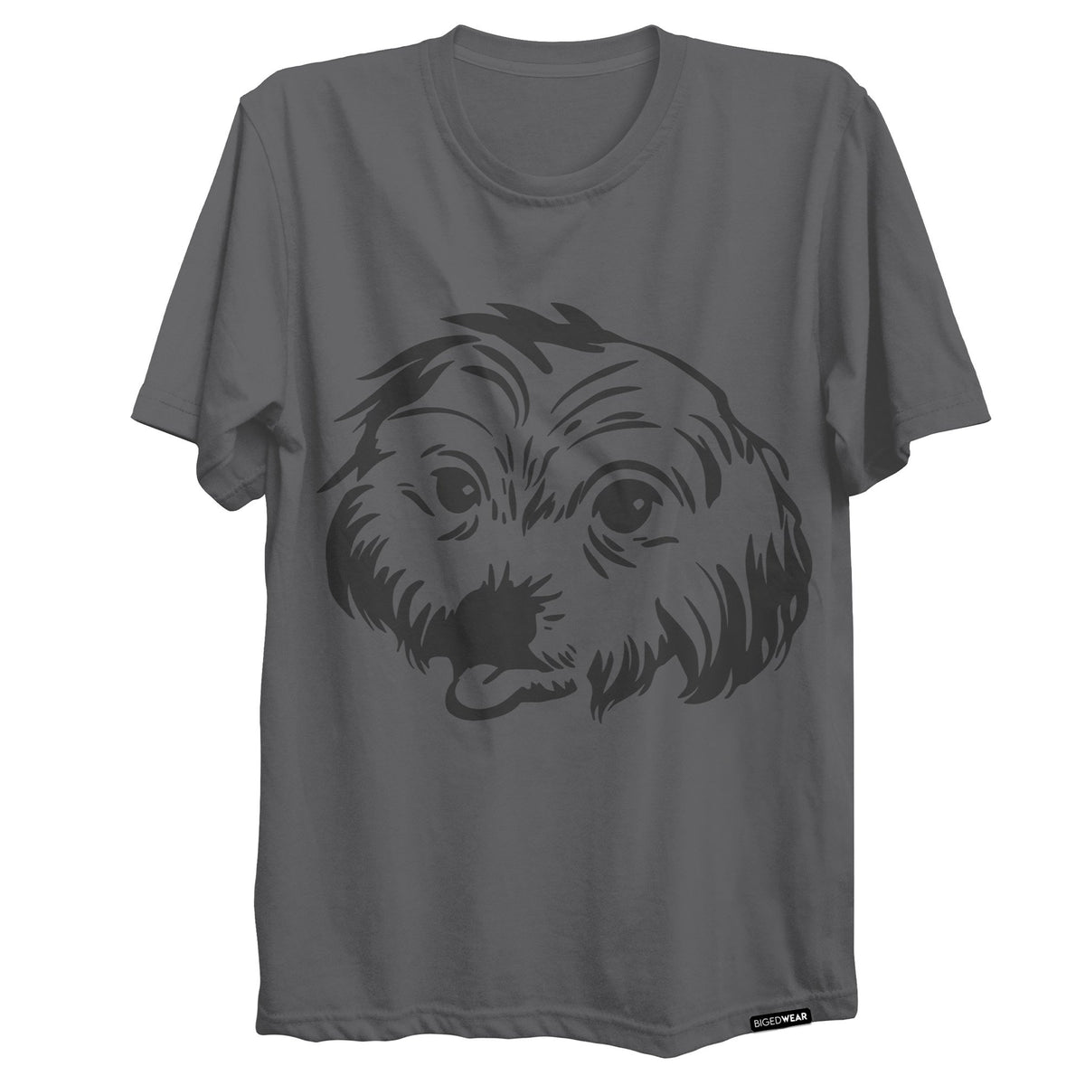 Teddy Face Adult Unisex T