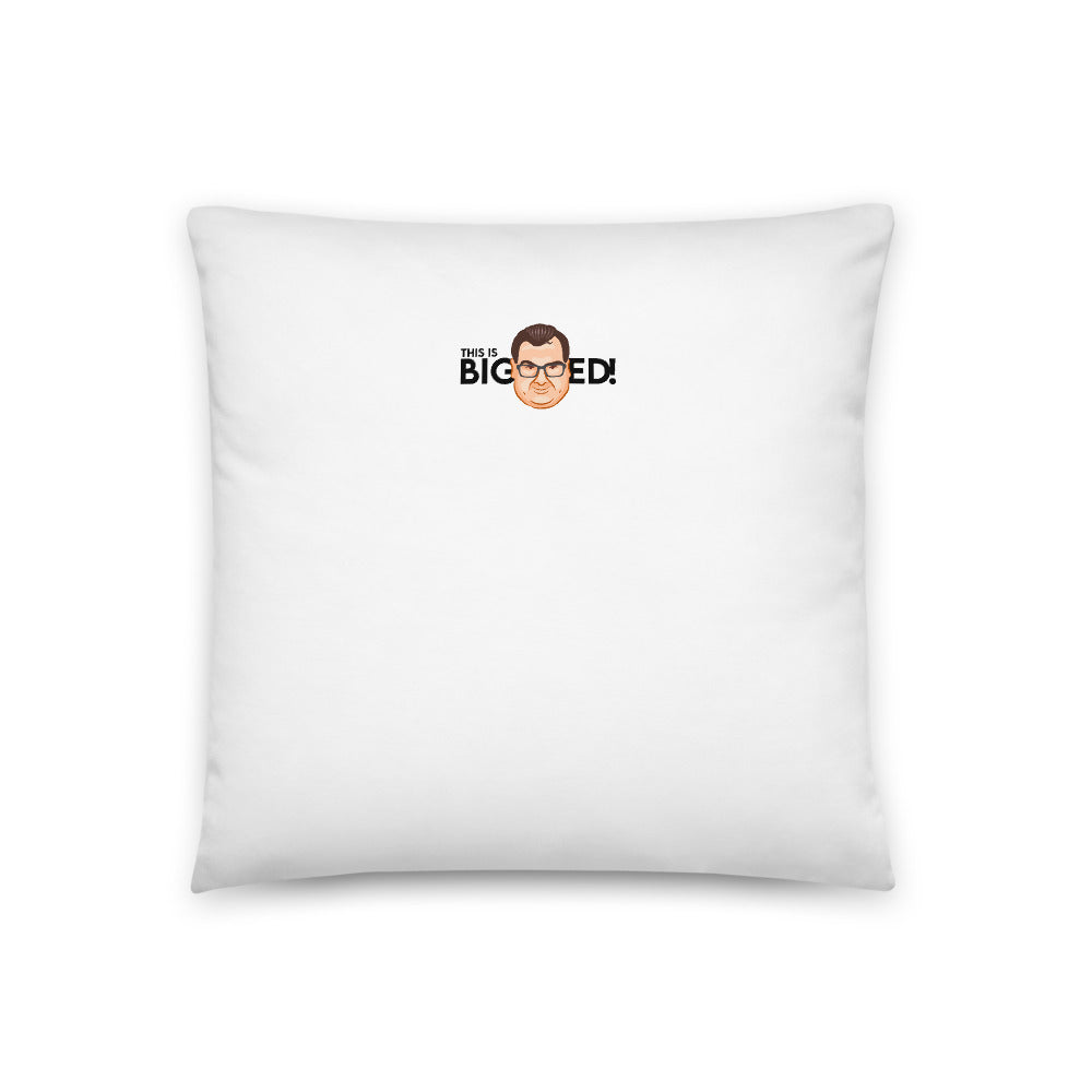BigED Classic Pillow