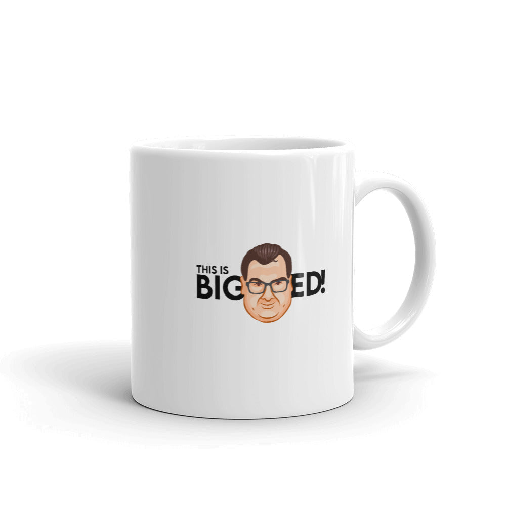 This is BigED Mug