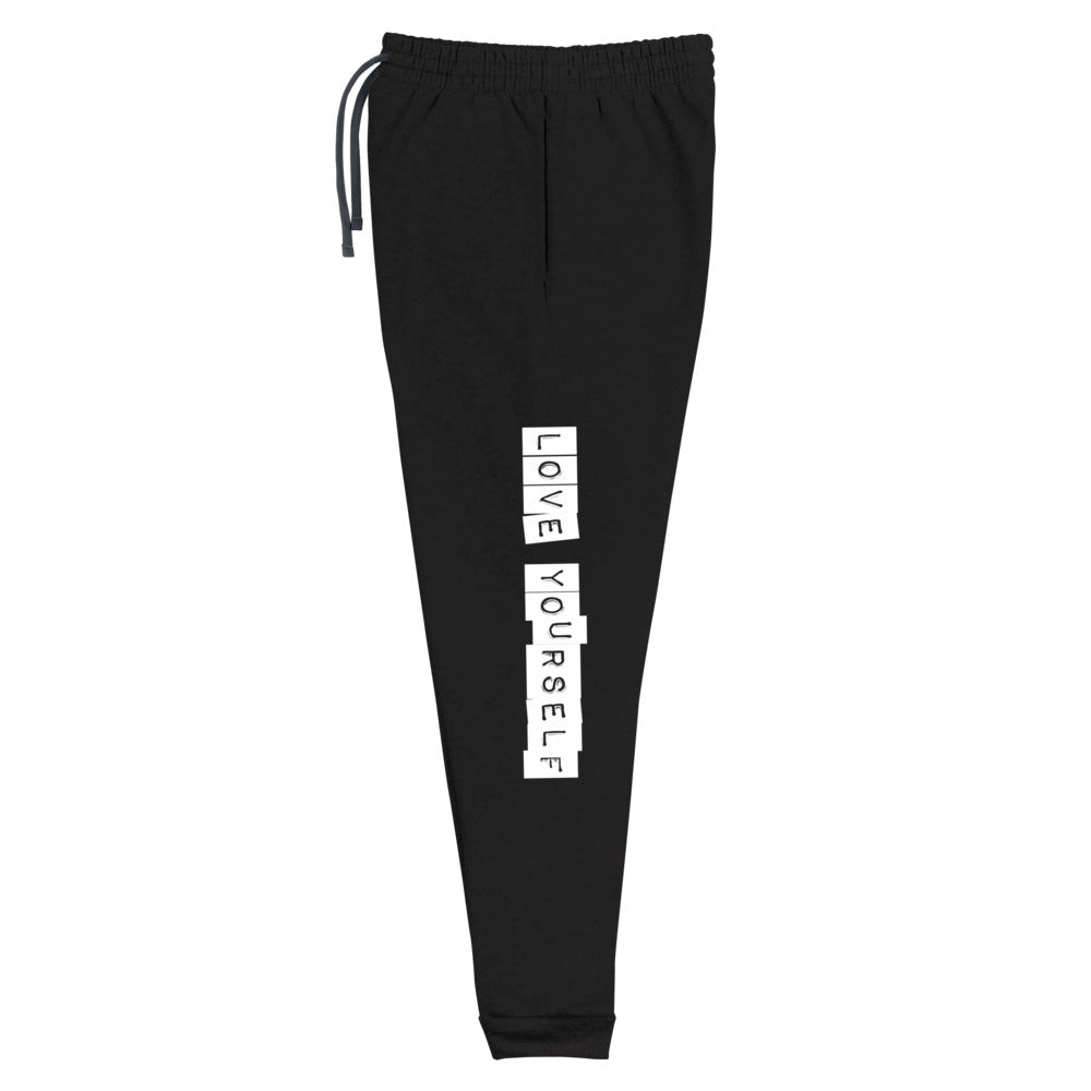 Love Yourself Unisex Joggers