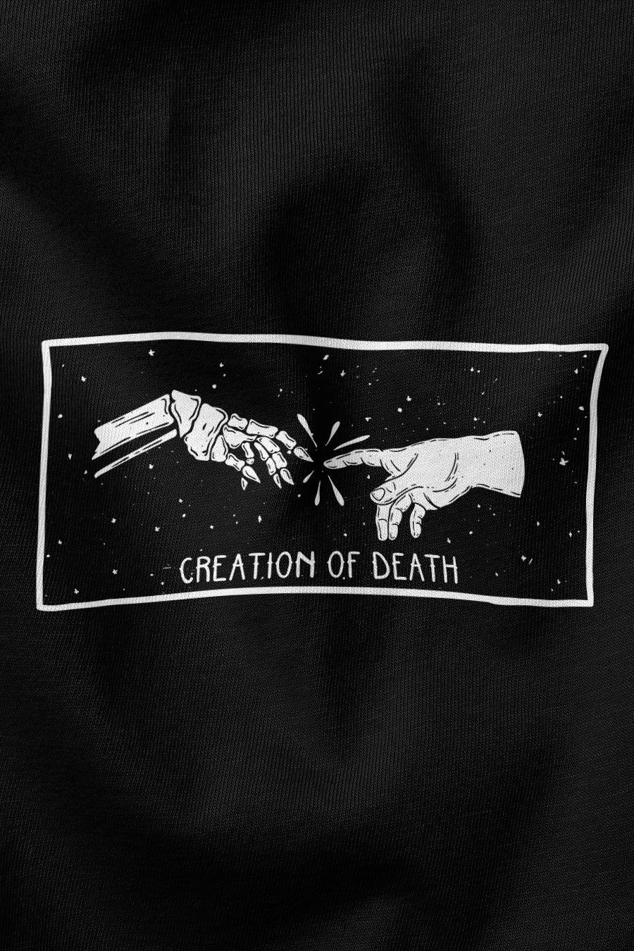 Creation of Death