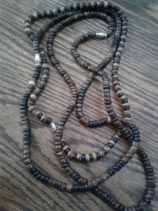 Bali natural necklaces