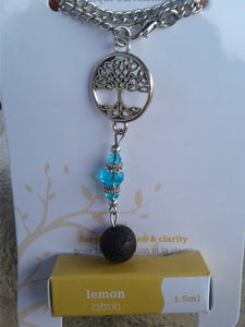 Aromatherapy car charms