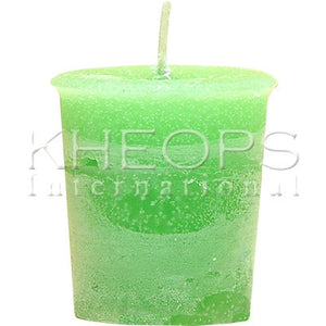 Abundance Candle with Mantra card included