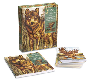 Animal Messages oracle cards
