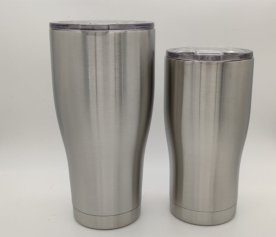 20oz and 30 oz Set Modern Curves