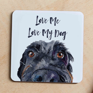 Love Me, Love My Dog, Jumbo Coaster