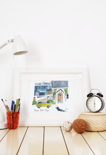 Rosses Point Sketch - Giclee Print