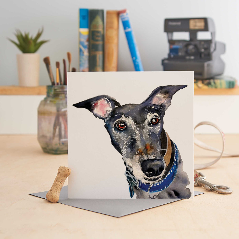 Load image into Gallery viewer, Greyhound - Benji