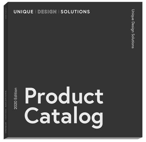 Unique Design Solutions 2020 Digital Product Catalog