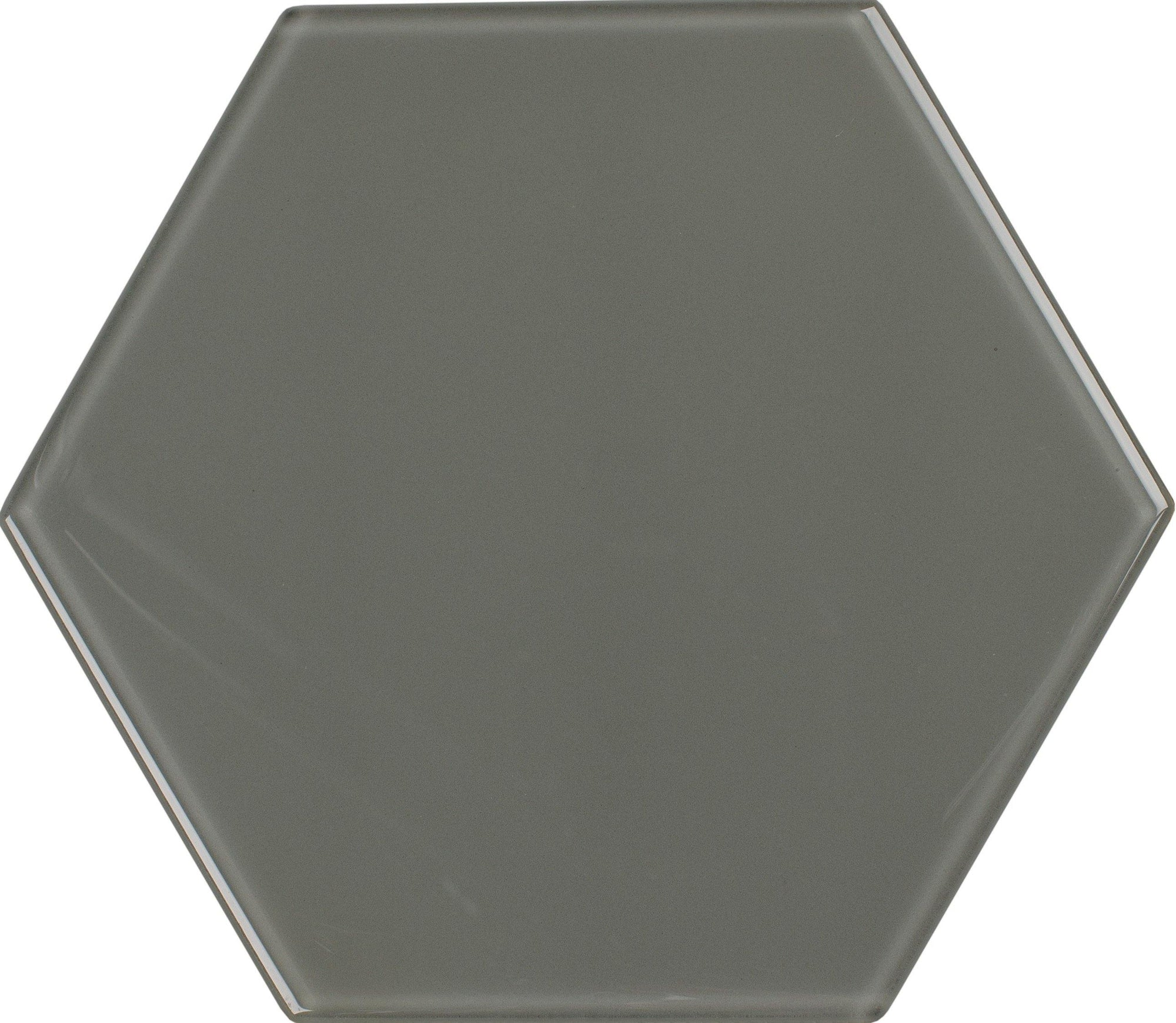 "8"" Hailstorm Hexagon Tile"