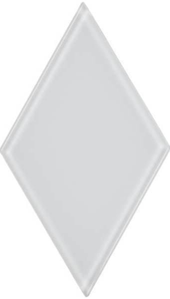 "4.5"" White Diamond Tile"