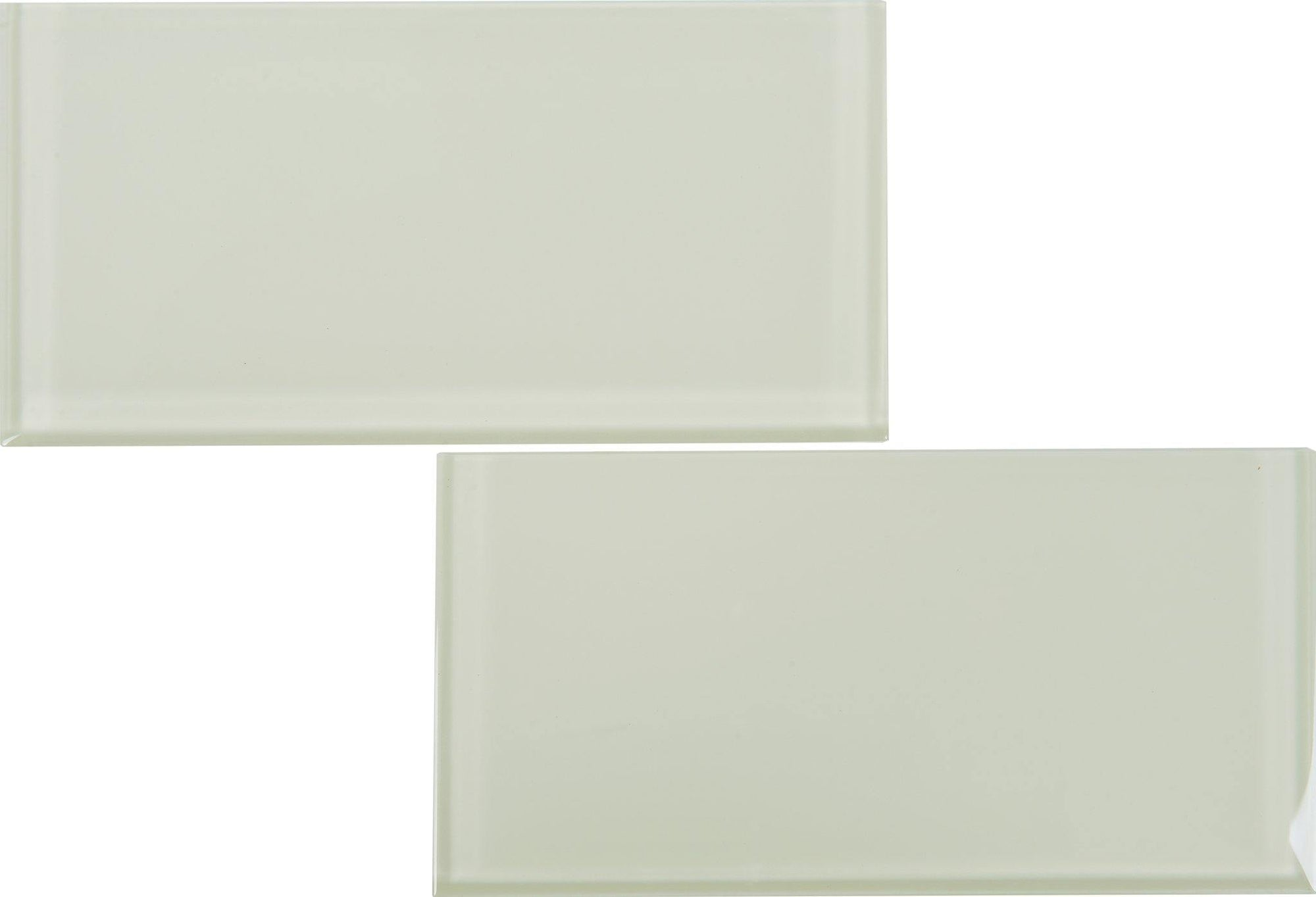 "Cotton 3"" x 6"" Subway Tile"