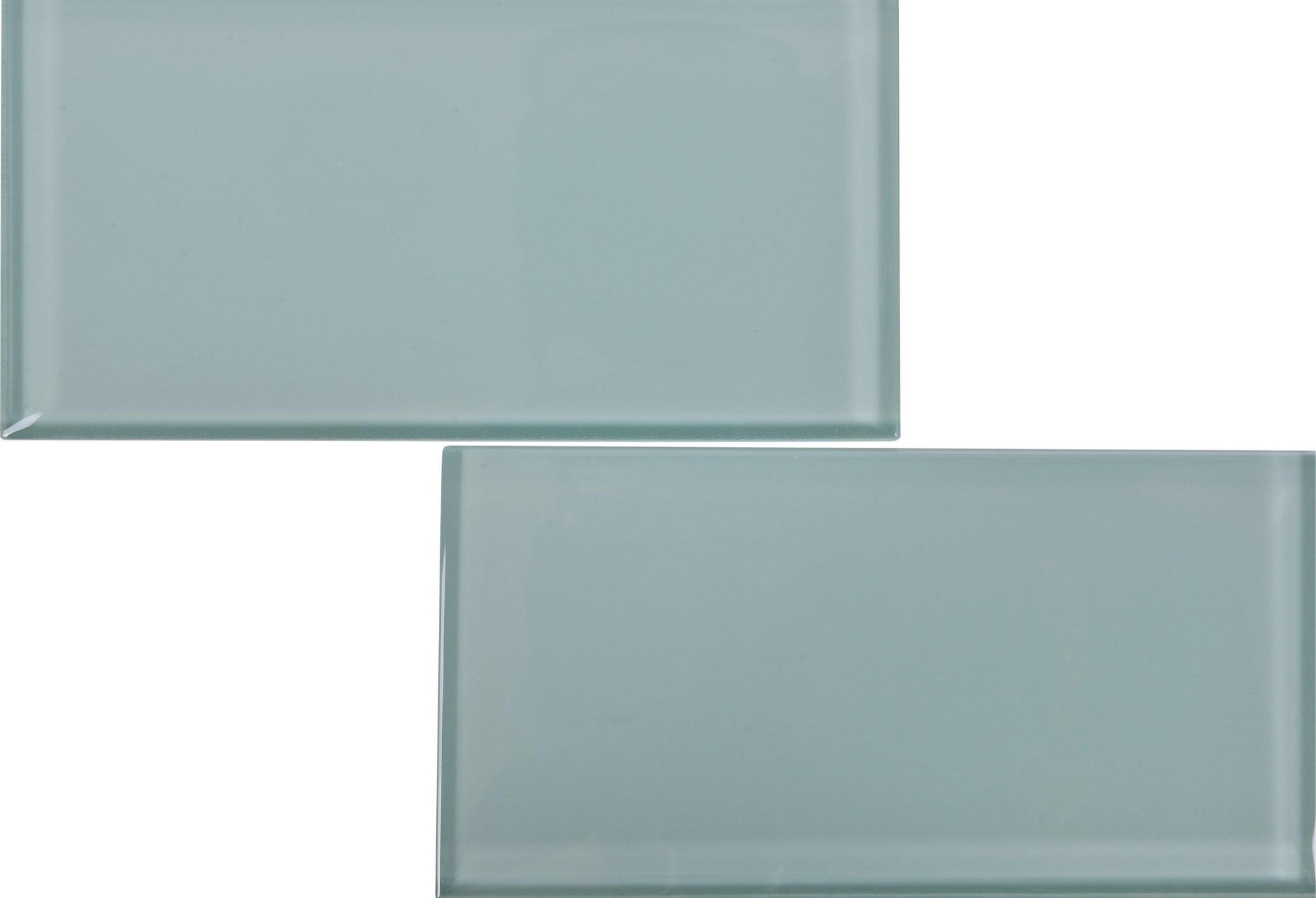 "Caribe 3"" x 6"" Subway Tile"
