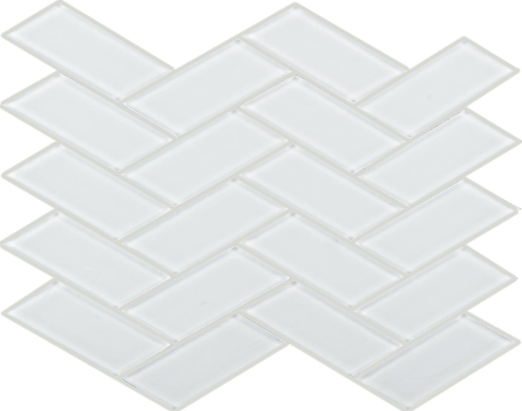 White Turning Point Mosaic