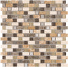 "English Cottage 5/8"" Combo Mosaic"