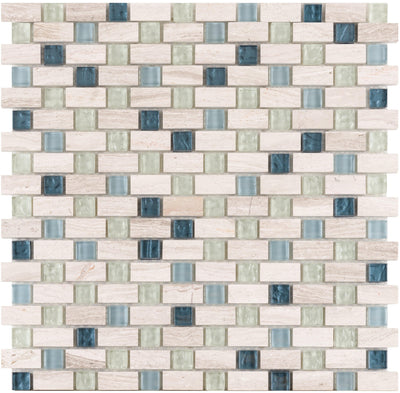 "Cool Runnings 5/8"" Combo Mosaic"