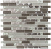 Crystal Sparkle Linear Mosaic