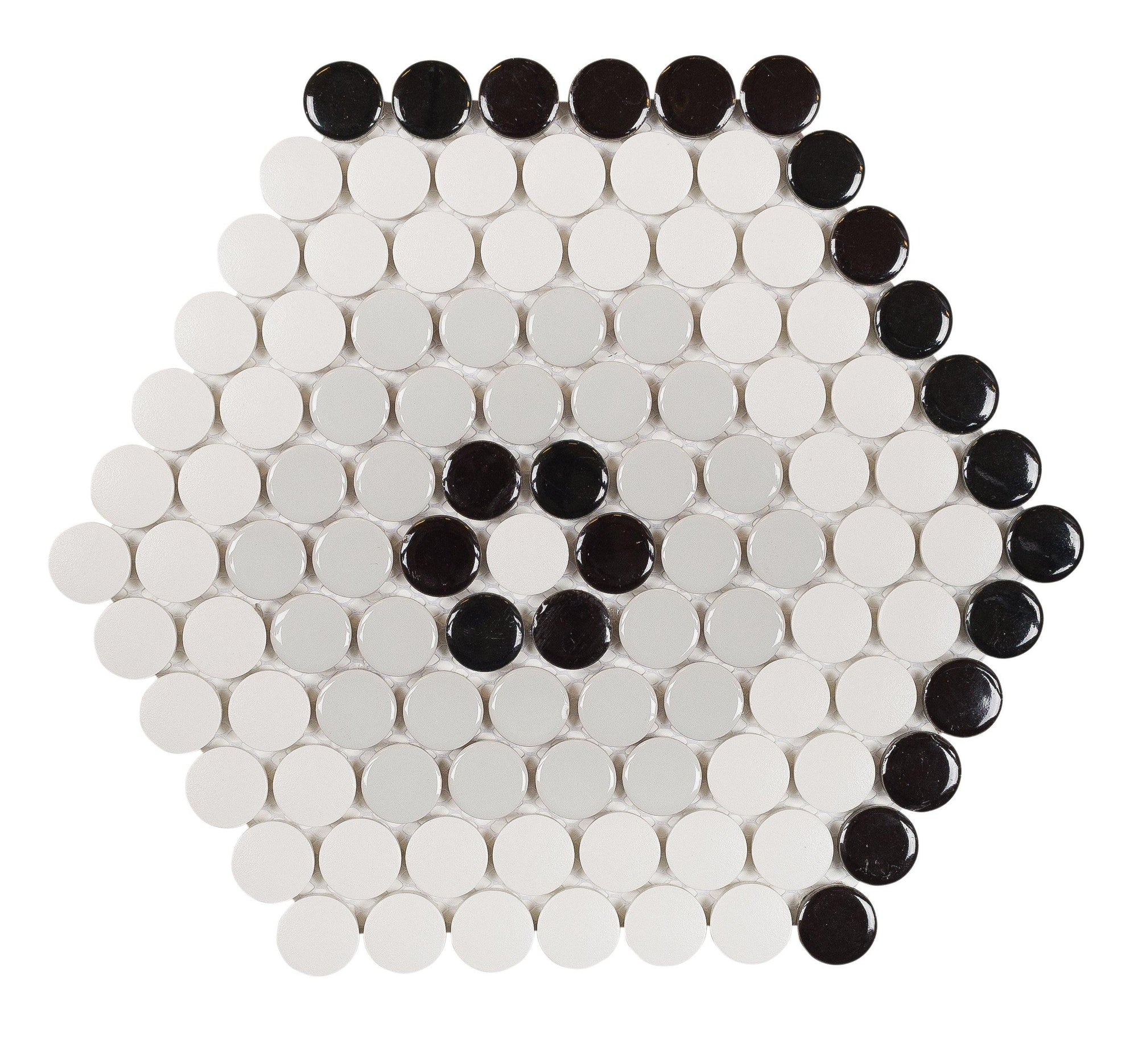 Brisbane Designer Hexagon Mosaic