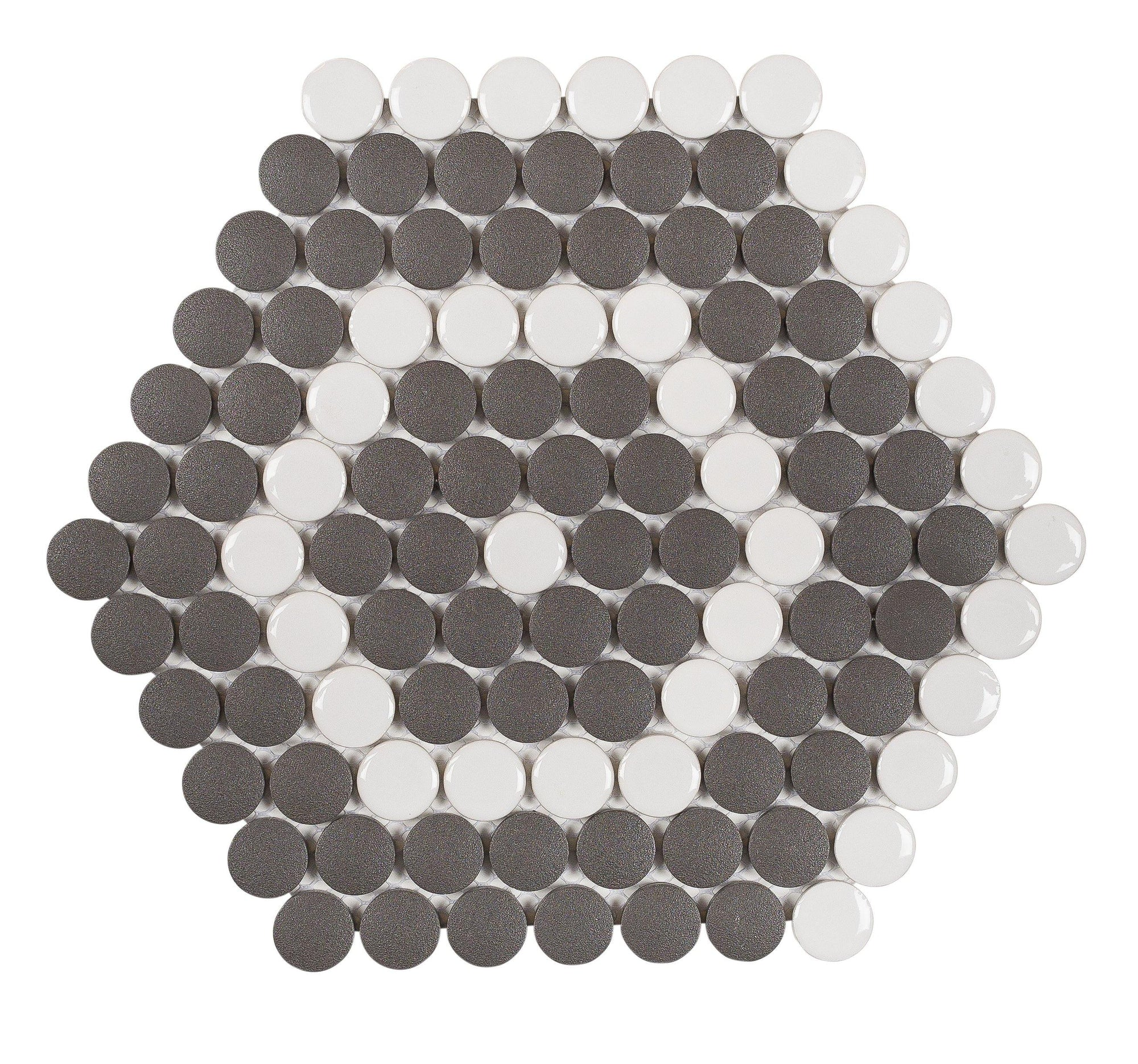 Perth Designer Hexagon Mosaic