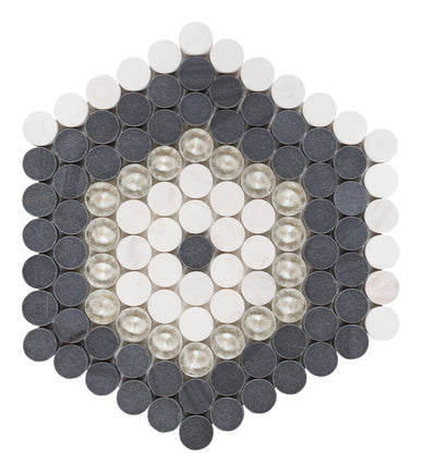 Archer Designer Hexagon Mosaic