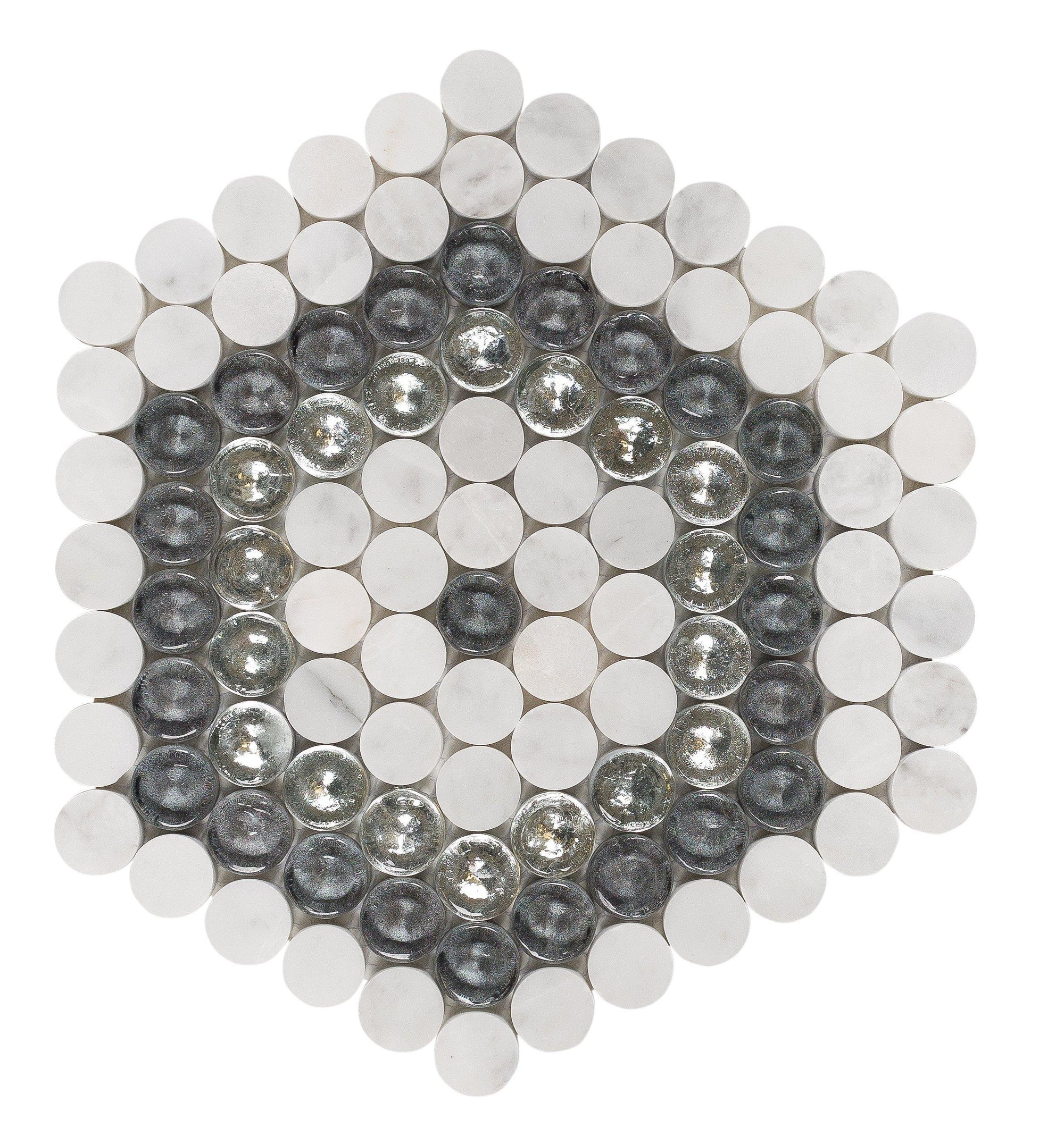 Howard Designer Hexagon Mosaic