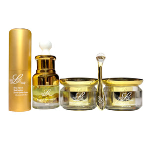 Gold Box Limited Edition Luxè Travel Hand Care Essentials Passport Collection