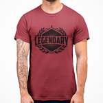 Legendary</span></p>T-Shirt - Fistbump