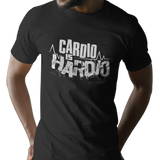Cardio is Hardio</span></p>T-Shirt - Fistbump