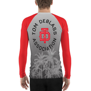 Tom DeBlass Men's Rash Guard