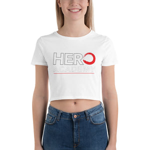 Tom Deblass/Hero Crop Tee