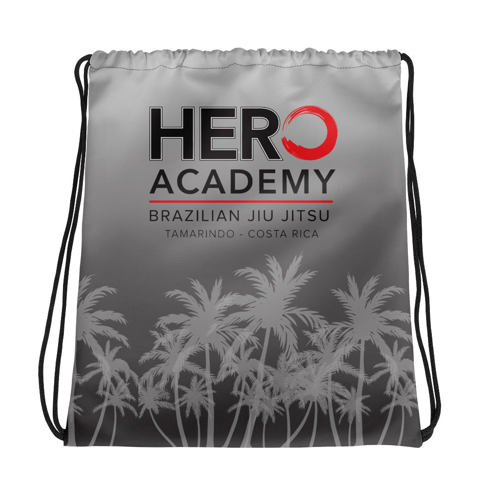 Hero Drawstring bag