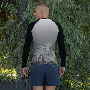 Hero Men's Rash Guard Black