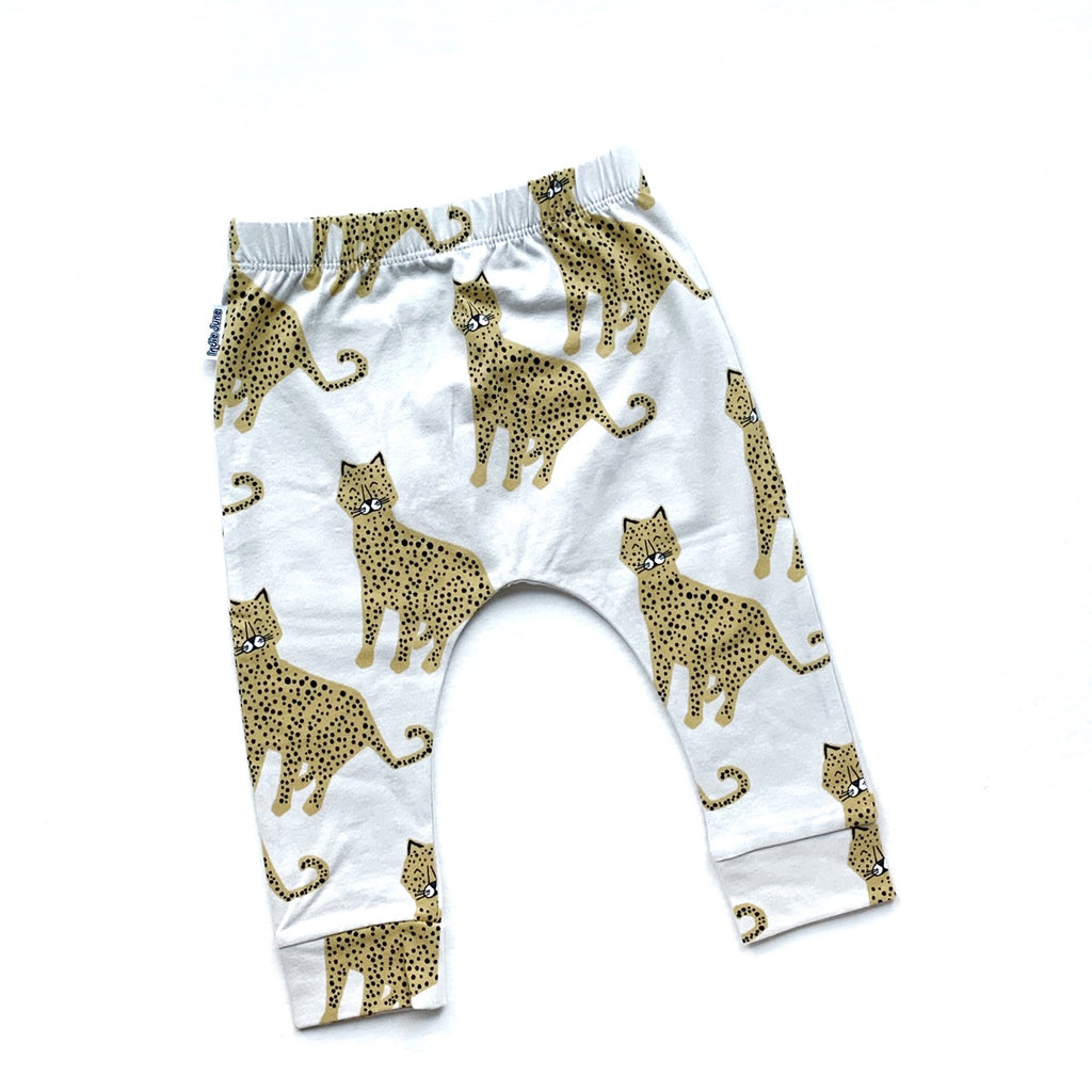 Sand Leopard Leggings