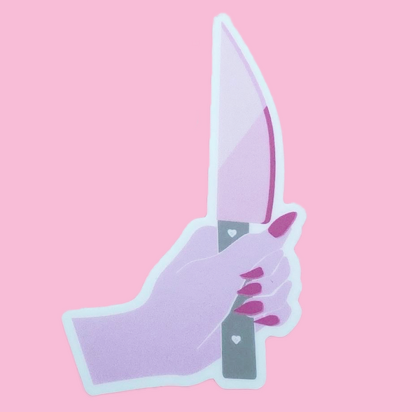 Cute Weapons Set of 3 Sticker Pack