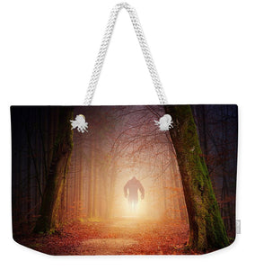 KING OF THE WOODS - Weekender Tote Bag