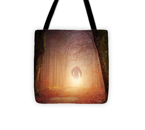 KING OF THE WOODS - Tote Bag
