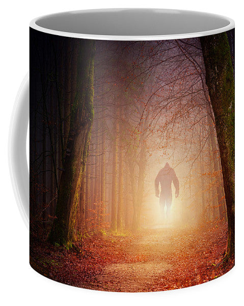 KING OF THE WOODS - Mug