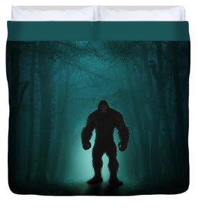 WOOD BOOGER - Duvet Cover