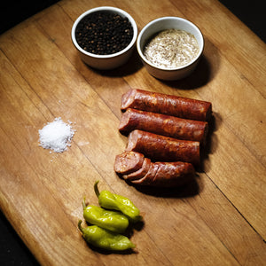 Box Add-On - Specialty Sausage - Andouille, Spicy Italian or Chorizo