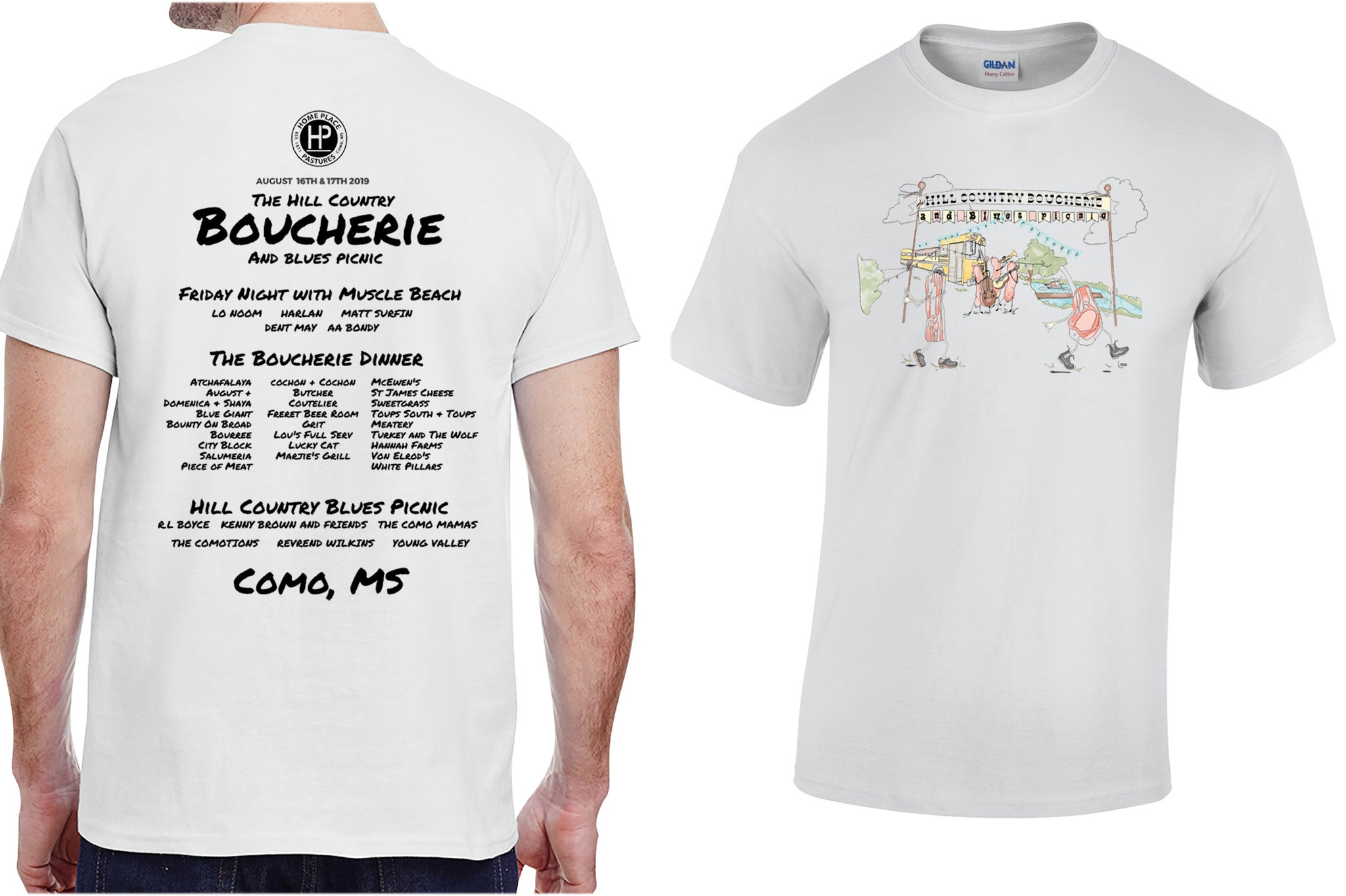 Boucherie 2019 T-Shirt