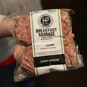 Breakfast Sausage Patties | 1lb