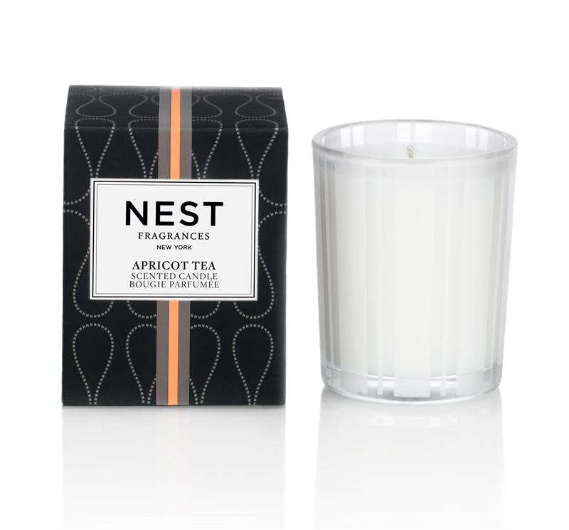 Apricot Tea Votive Candle