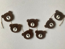 Load image into Gallery viewer, Teddy Bear Bunting