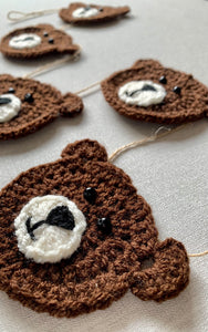Teddy Bear Bunting