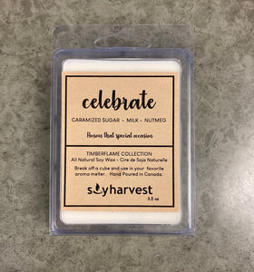 Soy Harvest Candles - Celebrate - Melters