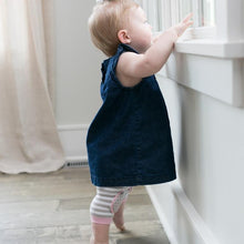 "Load image into Gallery viewer, Baby - Bella Tunno Happy Knees - ""Up, Up, and Away Pink"""